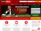 Play Classic Indian Rummy Online