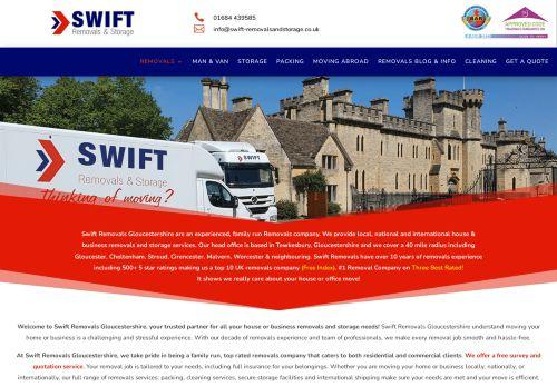 Swift Removals & Storage