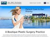 Dr. Eric Pugash  | Aesthetic, Plastic and Cosmetic Surgery in Vancouver BC