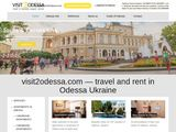 Visit2Odessa | Travel accommodation and visitor services in Odessa Ukraine