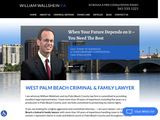 William Wallshein P.A. | Criminal lawyer in West Palm Beach FL