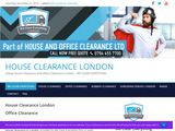 WeClearEverything | House and office clearance in London UK